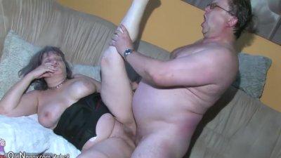 BBW chubby Nurse masturbate wi