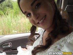 Preview 8 of Strandedteens - Runaway Bride