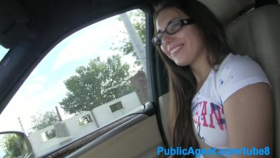 PublicAgent Jenny college teen