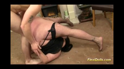 bbw rebecca ryder as real flexi doll