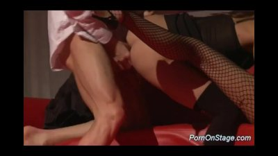 scandal sex shows on public stage