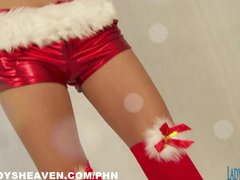 Preview 2 of Xmas Special With Ladyboy Pinky