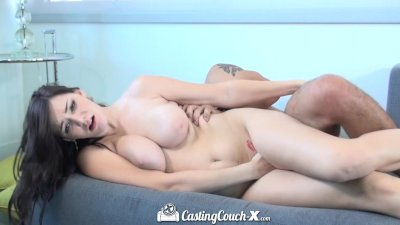 HD - CastingCouch-X Sex pro Holly Michaels does porn after a break