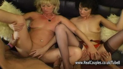 Mature amateur swingers -
