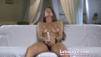 Lelu Love-Masturbate Along With Me