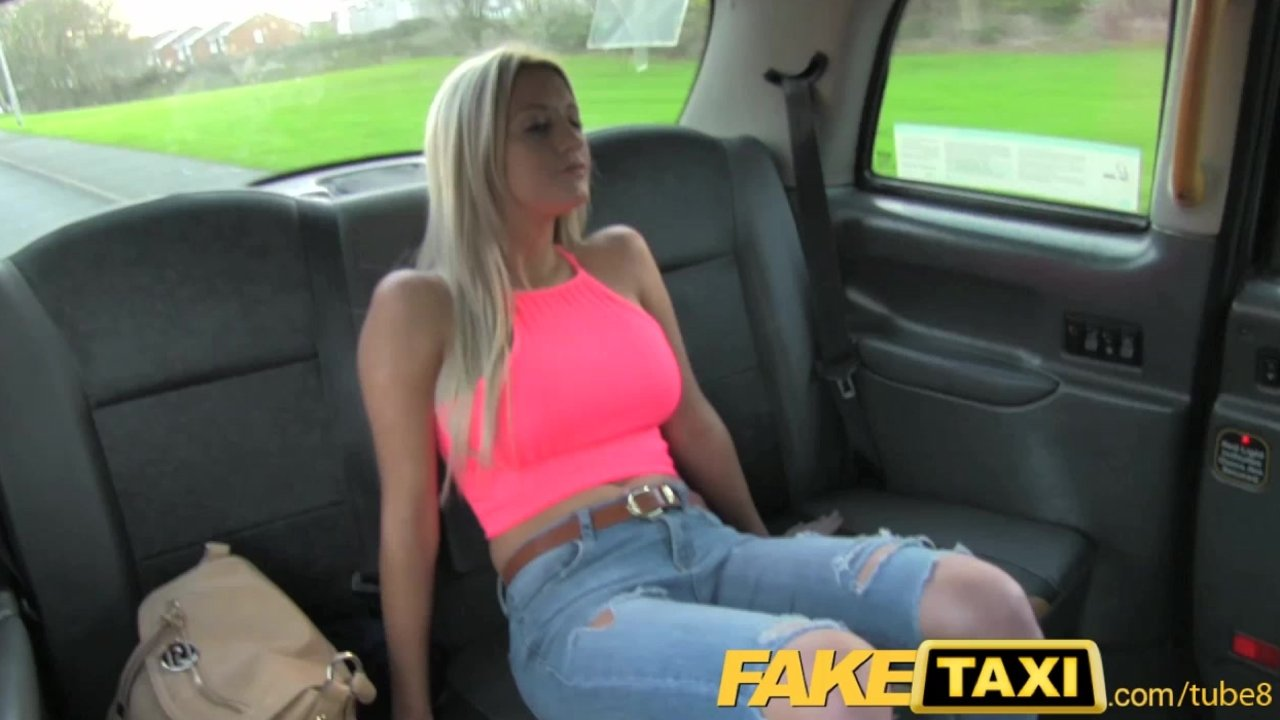 Fake Taxi Blonde Big Tits
