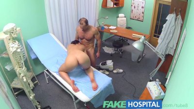FakeHospital Gorgeous cleaning