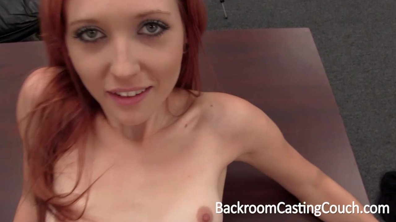 Casting Couch Skinny Anal