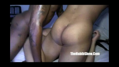 petite ms natural freaky mixed rican gets gangbanged P2