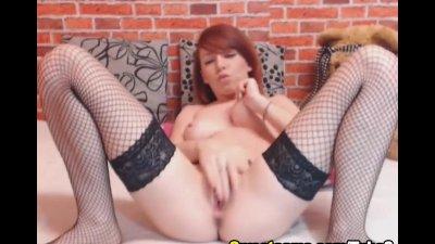 Cute Redhead Nude Webcam