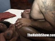 amateur hairy arab fucks thick black booty