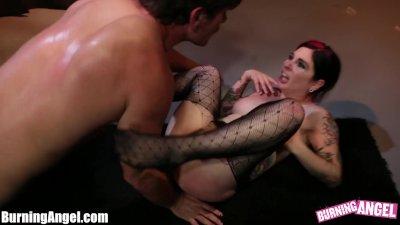 Joanna Angel Ass Fucked by Manuel Ferrara