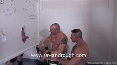 Dirty Piss Fucking Bathroom Jocks
