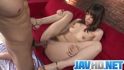 Hot Junna Kogina enjoys hardcore caught on cam