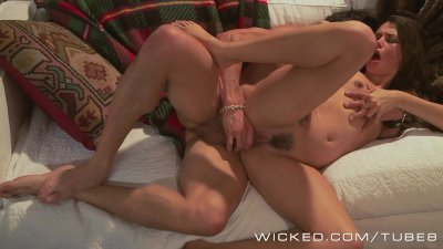Wicked - Allie Haze loves big