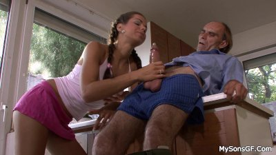 image He finds her riding another dick