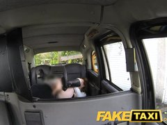 Preview 7 of Faketaxi Redhead With Big Hairy Pussy