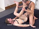 Leather Punks Rimmed and Fucked