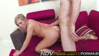 HDVPass Ally Kay meets all of her sex expectations