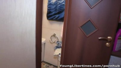Young Libertines - Teeny showers and fucks good