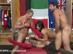 Bonnie Rotten and Rose Monroe 2