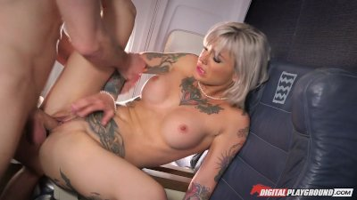 Kleio Valentein in, DP Star Sex Challenge