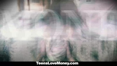 TeensLoveMoney - Leigh Rose Loves Money And Sex