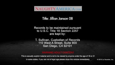 Sexy cutie Jillian Janson gets fucked by a passenger
