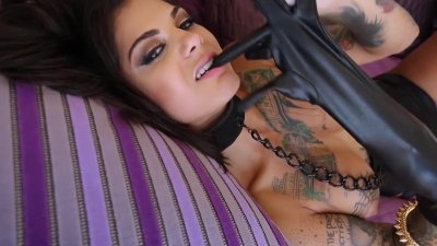 EvilAngel Bonnie Rotten DP'd Gangbanged and SQUIRTING