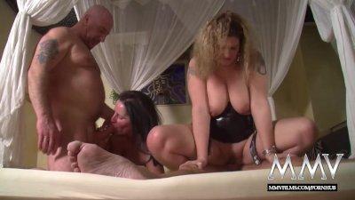 MMV FILMS Fat Amateur Foursome