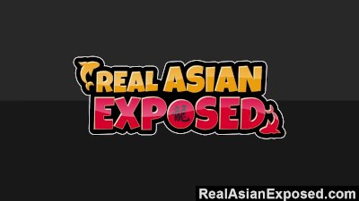 RealAsianExposed Busty Asian G
