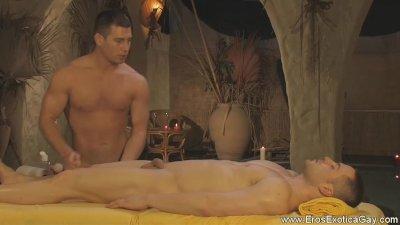 Intimate Anal Massage More Deep