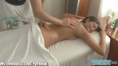 Teen Massage Happy Ending