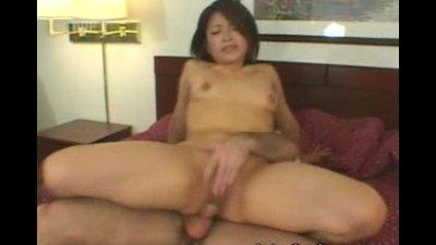 Tight Japanese Babe Fucked