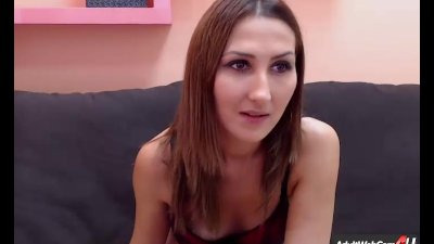 HotLeandras Shaved Pussy Upclo