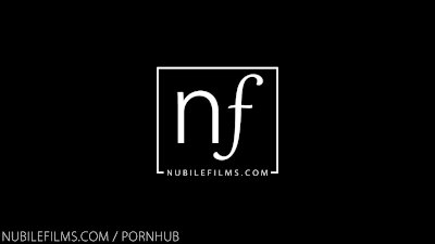 Nubile Films - Gina licking jizz off of Didos perfect ass