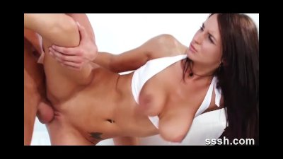 Porn For Women Sexy Couple Sex and Athletic Real Fucking Multiple Positions