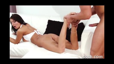 Porn For Women - Sexy Couple Sex and Athletic Real Fucking Multi Positions