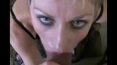Wicked Sexy MILF Lipstick Blowjob