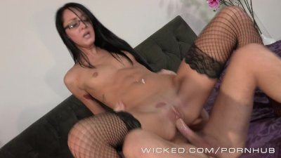 Wicked - Sabrina Banks gets fucked by her roomie
