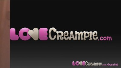Love Creampie Experienced fash