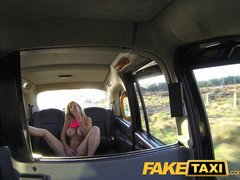 Preview 7 of Faketaxi Stunning Blonde With Perfect Tits