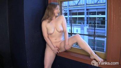 Sweet Lili Masturbating Hard