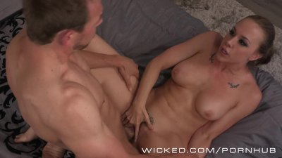 Chanel Preston loves geting he