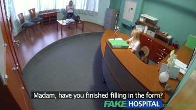 FakeHospital Sexual deal is struck when new patient is desperate for health