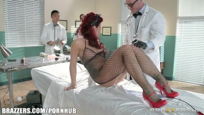 Ryder Skye Has fun with the doctor - Brazzers