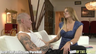 MILF Ass Fucked Hard By Daughter's Husband