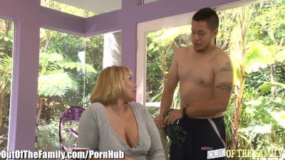 Slutty MILF pounded Doggystyle by Son-In-Law