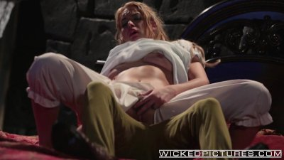 Wicked - Keira Nicole gets pounded by Peter Pan