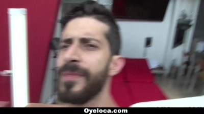 OyeLoca - Tattoo Filled Latina Gets Drilled